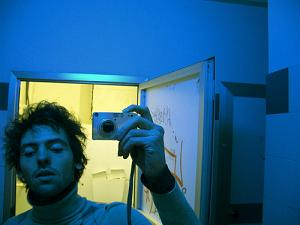 leopoldo g. | today I am a small blue thing | sesto fiorentino - italy