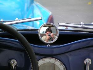 Jan Nemrava | Old car exhibition | Prague