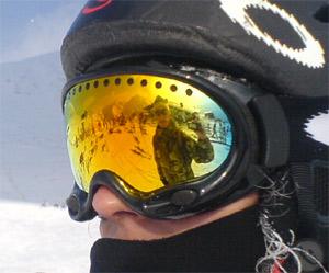 fabfel   Snowgoggle   Zillertal, Austria