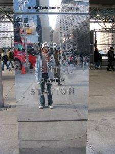 Kathy | Time flies | New York, NY
