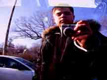 Tom Vollkommer | Reflection Off window | Ridgewood HS