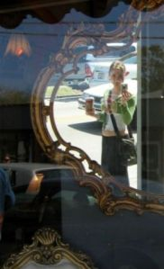 jenn see | antique mirror | st. augustine, fl.