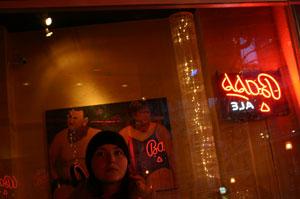 Mel Karlik | Bass Ale | Vancouver, BC