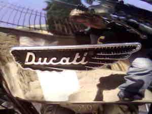 Fabrizio Lo Presti | Serbatoio ducati (ducati's tank) | Roma - italy