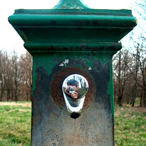 Fabio Pani | Fountain at the park | Brugherio, Italy