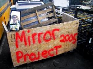 dan bennett | Metro's Mirror Project | Tukwila, Wa