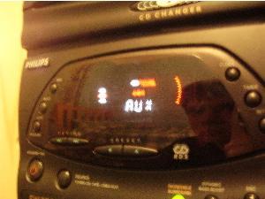 Richard Aston | My Stereo | my bedroom