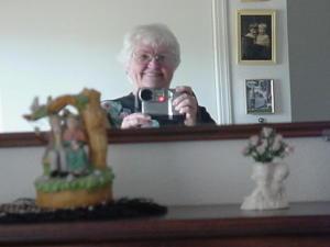 Ginny  Specht | Bedroom Shot | I'm In scenic Oregon