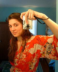 Jackie Sullivan   Kimono   Aquinna, Martha's Vineyard, MA