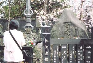 sophie spandonis | Selfportrait in Tomioka Shrine | Tokyo, Japan