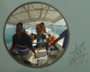 Brian Russell | rear-view curiosity | Puerto La Cruz, Venezuela