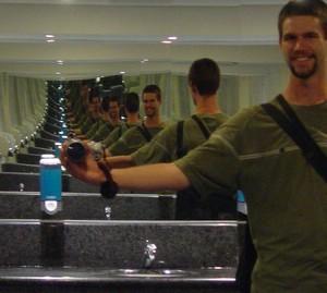 Brian Russell   double duty   Puerto Ord�s, Venezuela