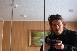 Andreas   Awakening in the bathroom   Neustrelitz, Germany