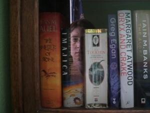 Kirsty   I'm a serious book case   Devon