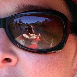Derek Powazek | On Stow Lake | San Francisco