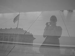 natalie guinsler | Reichstag reflection | Berlin, Germany