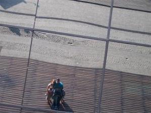 Lucy | Barcelona reflection | Barcelona, Spain