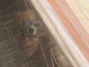 chiara | me in the mirror | viterbo, italy