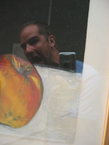 rich lane | Apple painting | Hersey High School, Arlington Heights, Il