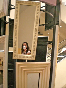 Susy Q   Stairs Mirror   Hollywood - California