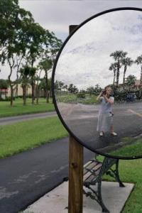 Penelope A. Treat   Mirror found in west Palm Beach   West Palm Beach, FL, USA
