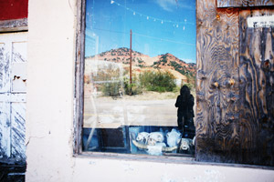 Cynthia Grace | reflection of a mine | Bisbee, Arizona, USA