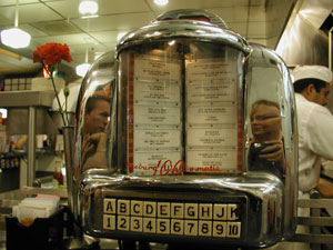 Claudia Cabrera | Back in Time at a Diner | Scottsdale, Arizona