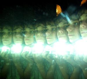 Benjamin Wollin | closet mirrors | Loerrach, Germany