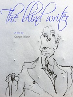 The Blind Writer Poster