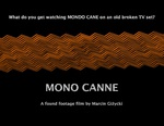 Mono Canne Poster