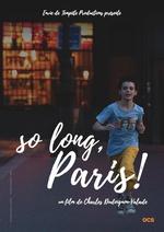 So long, Paris! Poster