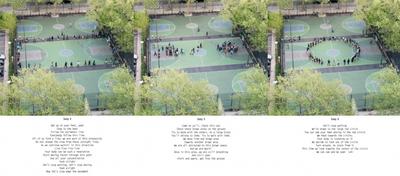 Mykonos Biennale  -  The Open Body -  Songs 4 to 6 - screen shot