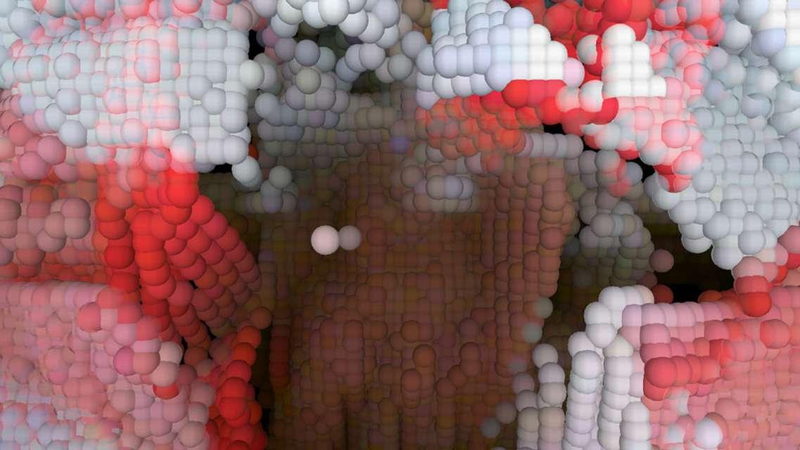 Mykonos Biennale 2015 - Film Festival -  Orishas - screen shot