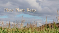 Plow Plant Reap Poster