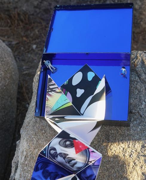 Mykonos Biennale  -  Pandora's Box - screen shot