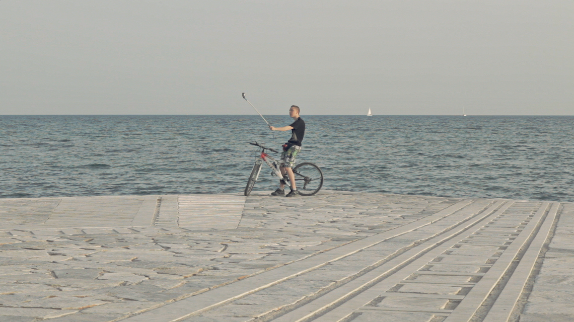 Mykonos Biennale 2015 - Film Festival -  Simply Present - screen shot