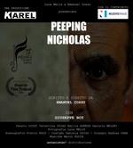 Peeping Nicholas Poster