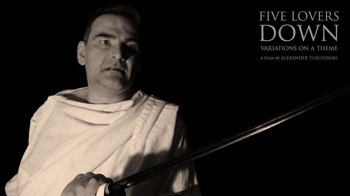 Mykonos Biennale 2015 - Film Festival -  Five Lovers Down - Joern Precht - screen shot