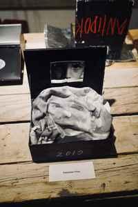 Mykonos Biennale 2015 - Film Festival - Sebastian Piras Antidote Box