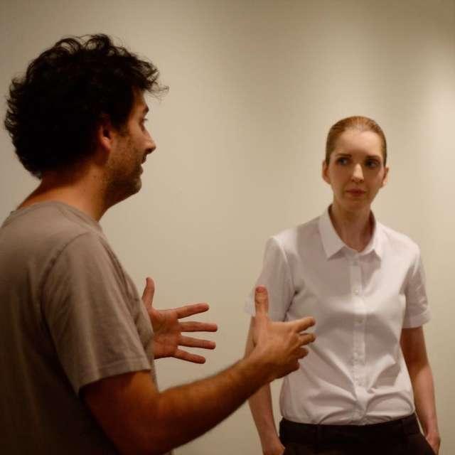 Mykonos Biennale 2015 - Film Festival -  Leads w dir - screen shot