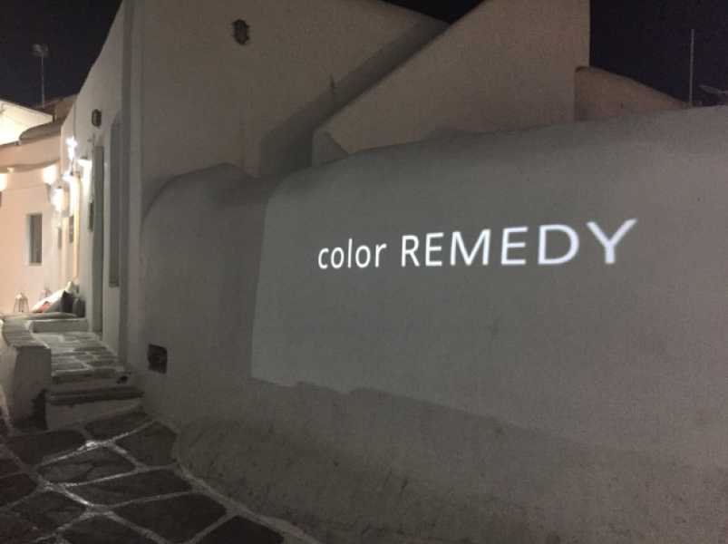 Mykonos Biennale -  - Color Remedy