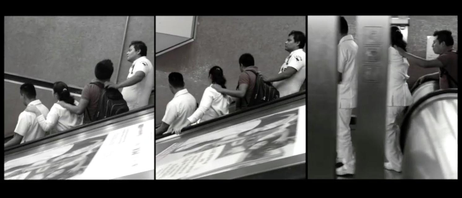 Mykonos Biennale 2015 - Film Festival -  The trips of the eye - screen shot
