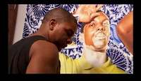Kehinde Wiley: An Economy of Grace Poster