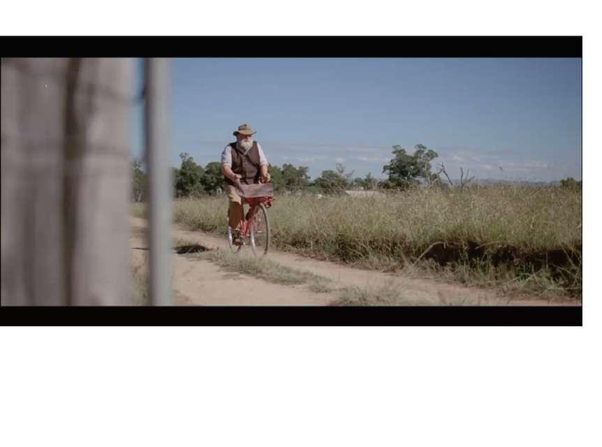 Mykonos Biennale 2015 - Film Festival -  THE TELEGRAM MAN - screen shot