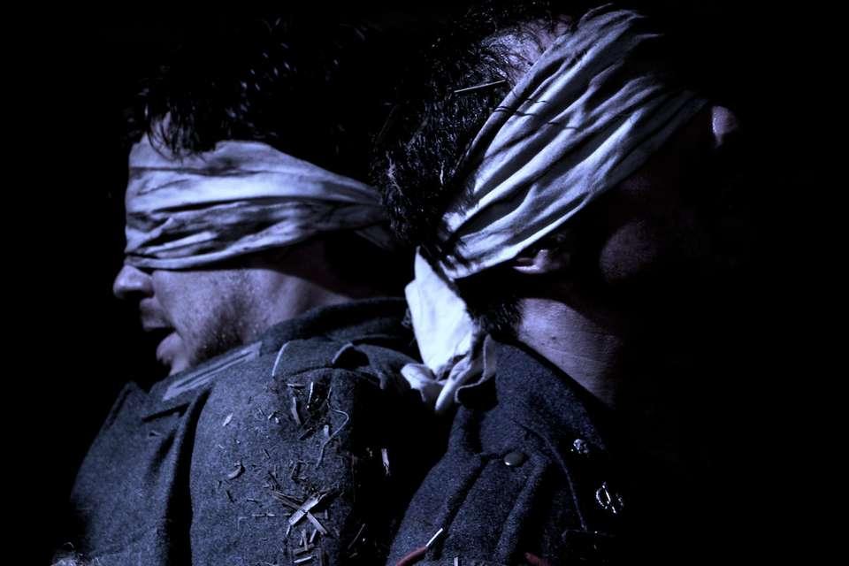Mykonos Biennale 2015 - Film Festival -  CONTATTO FORZATO  - screen shot