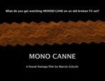 Mono Canne Poster