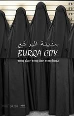 Burqa City Poster