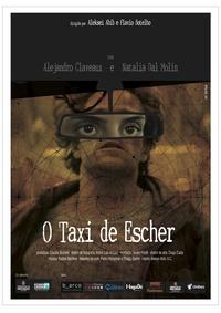 Escher's Taxi Poster