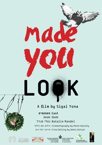 Made you Look Poster