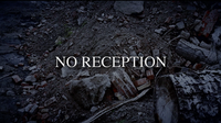 No Reception Poster